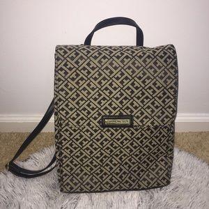 Tommy Hilfiger backpack.